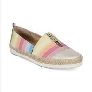 Anne Klein ZETTA Women Rainbow Flats Shoe
